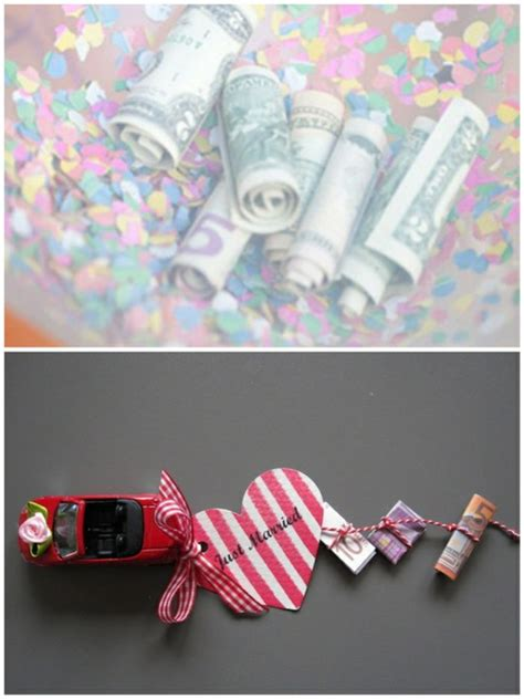 Wedding Gift Ideas To Make by Money Gifts For Wedding 22 Creative Ideas To Luck