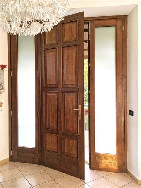 porta ingresso legno porta ingresso legno stunning porte in legno prezzi porte