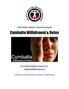 How To Detox From Cymbalta by 1000 Images About Living With It On