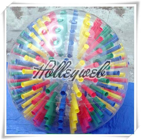 jackie chan zorb ball sports stuff nuclear globe walk on water inflatable ball