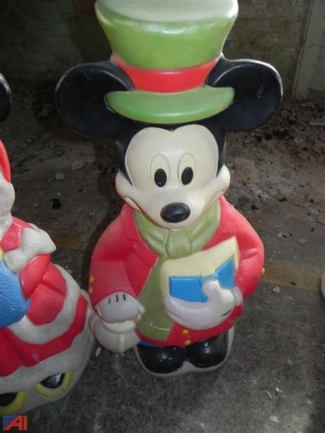 Mickey Mouse Yard Decorations by Auctions International Auction Masonic Care Community