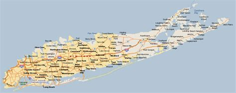 Map Of New York City And Long Island by 10 Great Restaurants To Check Out On Long Island