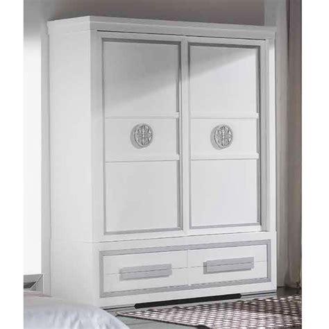 armario ropero modelo versalles  puertas correderas   cajones