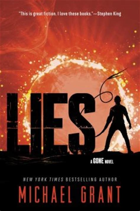 the lies books lies series 3 by michael grant 9780062001474