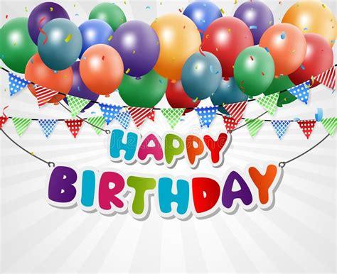 clipart auguri compleanno fondo della cartolina d auguri di buon compleanno