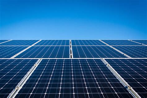 domestic solar panels solar cells more sustainable news