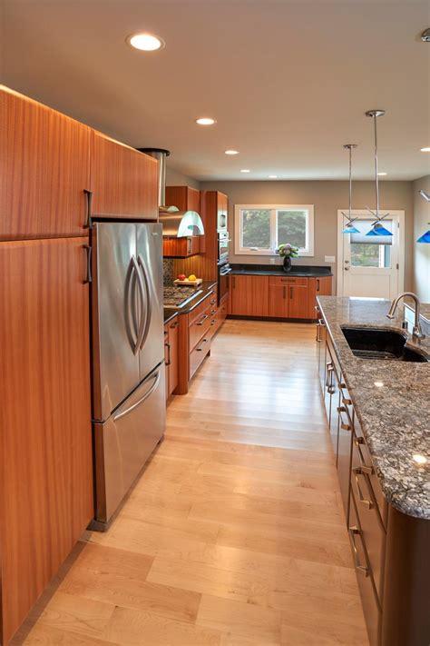 wood flooring in kitchen kitchen design trend wood floors hgtv