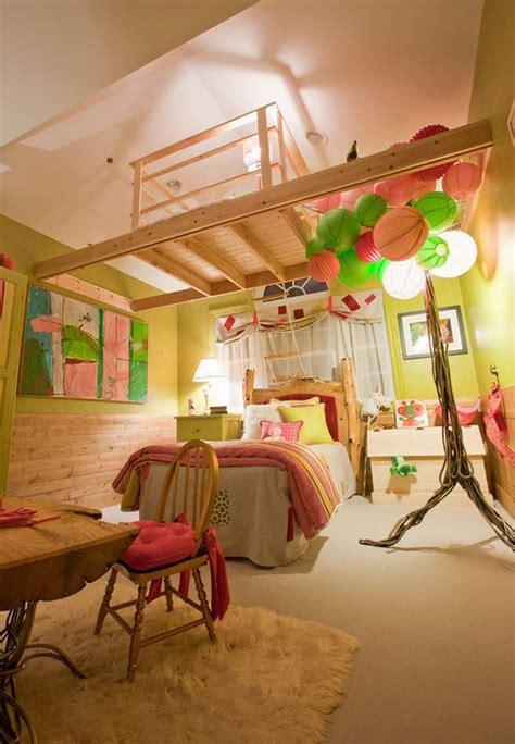 creative teenage girl bedroom