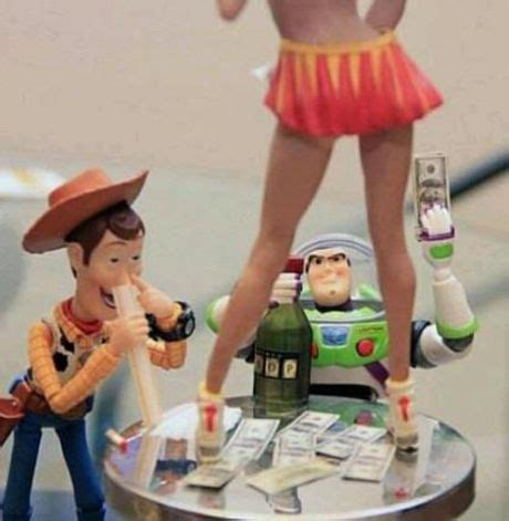 Buzz Lightyear And Woody Meme - woody and buzz partying too hard meme collection