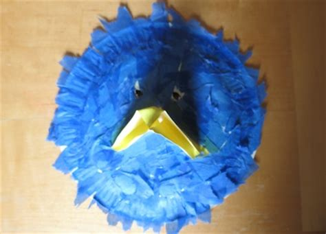 How To Make A Paper Bird Beak Mask - masks