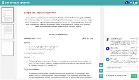 proprietary information agreement template inspirational photos of proprietary information agreement