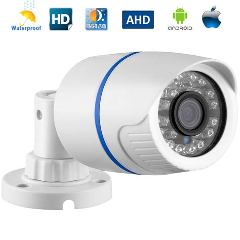 Cctv Outdoor Ahd 21mp Aftech cctv vision analog high definition ahd 720p 960p waterproof outdoor surveillance cctv