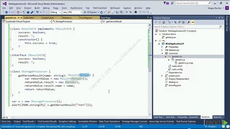 typescript 2 x for angular developers harness the capabilities of typescript to build cutting edge web apps with angular books packt angular 2 web development with typescript a2z p30