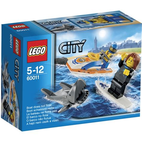 Kaos City Signature 5 60011 surferredning lego city lego shopping4net