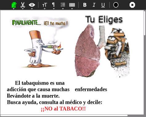 imagenes fuertes sobre el tabaquismo encuentrasalud afiches