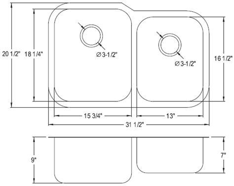 Standard Kitchen Sink Depth Standard Size Kitchen Sink Kitchen Sinks Dimensions Decorating Inspiration Kitchen Design Ideas