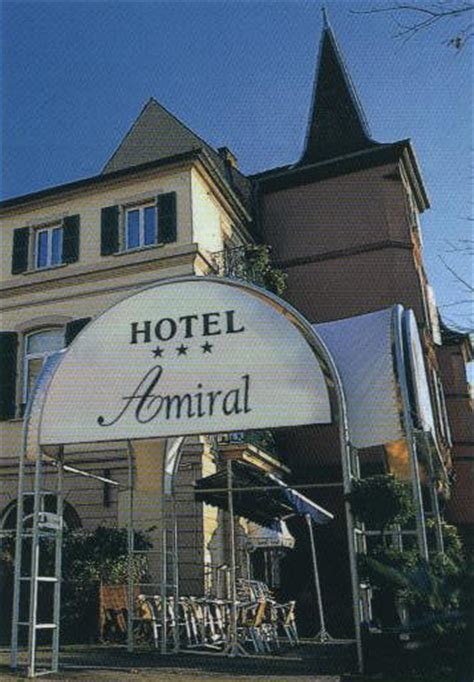 hotel amiral colmar centre france