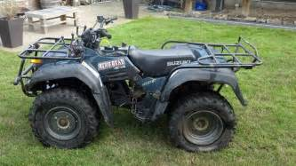 2000 Suzuki King 300 4x4 Suzuki King 300 Quotes