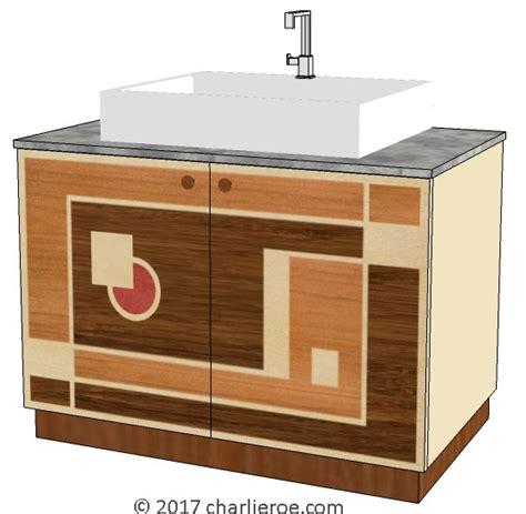 Deco Bathroom Vanity Unit by New Deco Bathroom Designs With Painted Wooden Vanity