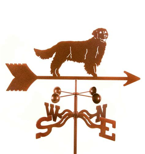 golden retriever garden golden retriever garden weathervane