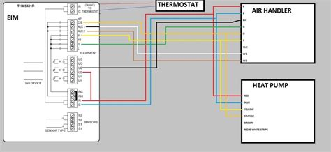 honeywell thermostat t8411r wiring diagram honeywell