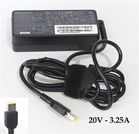 Charger For Lenovo G40 20v 3 25a jual adaptor lenovo g40 45 original 20v 3 25a usb