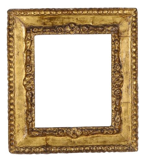 cornici dorate cornice in cartapesta dorata xviii secolo cornici