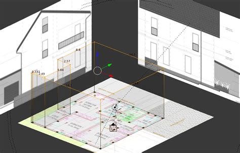 dwg format blender using cad files as correctly scaled raster image reference