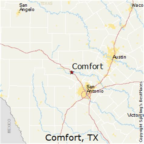 comfort tx county best places to live in comfort texas