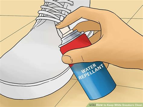 7 Steps To Clean And Fresh Workout Shoes by How To Keep White Sneakers Clean 12 Steps With Pictures