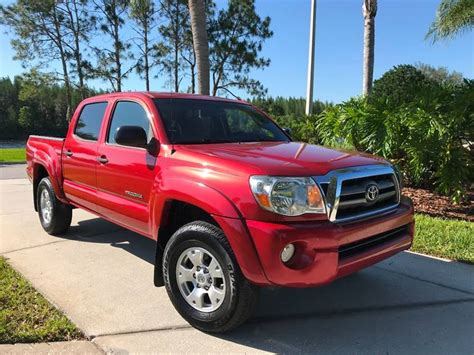 jeep truck prerunner 2010 toyota tacoma prerunner v6 in ta fl jeep and