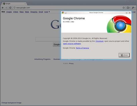 chrome download download google chrome 6 0 458 1 problem fixed web