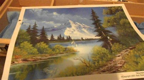 bob ross painting set bob ross master paint set review