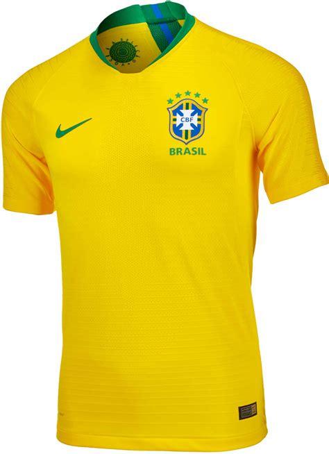 Jersey Brazil Home World Cup 2014 nike brazil home match jersey 2018 19 soccerpro