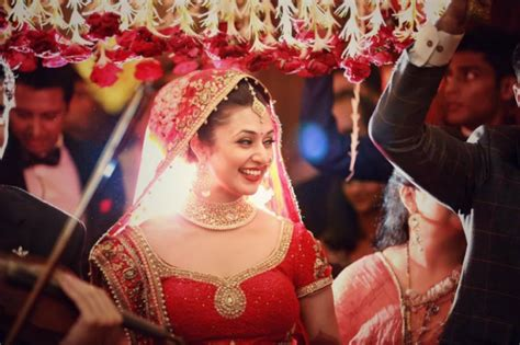 Wedding Album Of Divyanka Tripathi by Divyanka Tripathi And Vivek Dahiya S Wedding Pictures Are