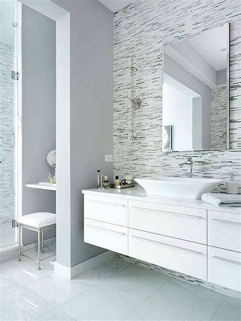 bhg bathrooms master bathroom design ideas vanities cabinets and tile