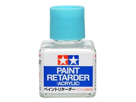 acrylic paint retarder tamiya 87114 acrylic paint retarder 40ml