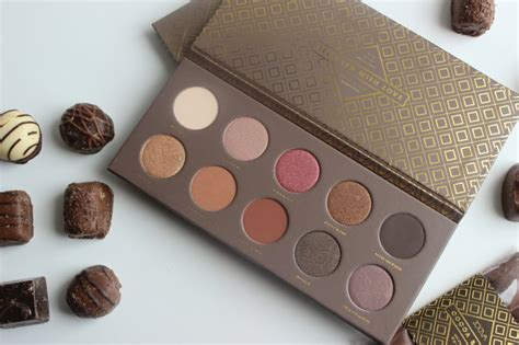 Zoeva Eyeshadow Palette zoeva cocoa blend eyeshadow palette review the sunday