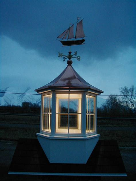 Cupola Kit by Put A Light Kit In Your Cupola Cupolas