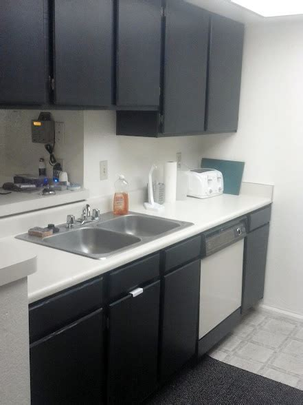 Apartment Kitchen Cabinets by Contact Paper Cabinet Makeover My Creations