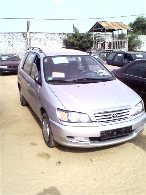 Toyota Corolla 2000 Model Price 2000 Toyota Picnic From Cotonou Price 1 3 M Naira See Pix