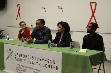bed stuy family health center community members seek to eliminate epicenter of hiv in