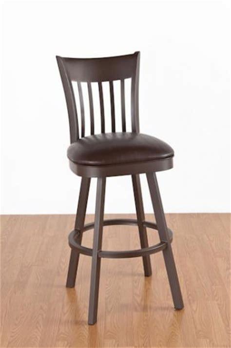Tempo Stools by Tempo Paula Swivel Bar Stool 26 Quot 30 Quot Or 34 Quot