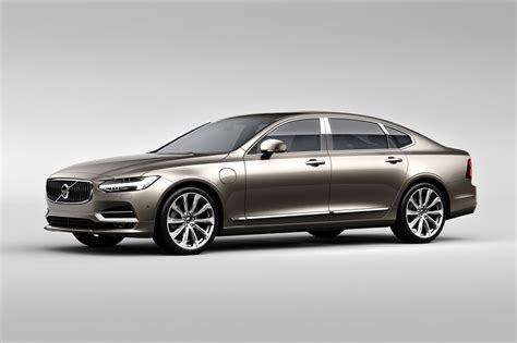 volvo sedan volvo s90 sedan production to china motor trend