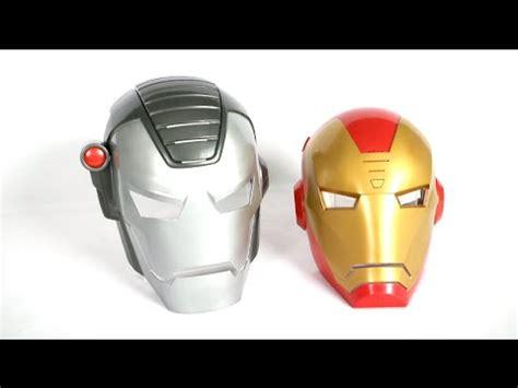 marvel avengers iron man mask disney store