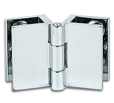 Glass Hinges Cabinet Doors Cabinet Glass To Glass Overlay Door Hinge 33 X 25mm The Wholesale Glass Company
