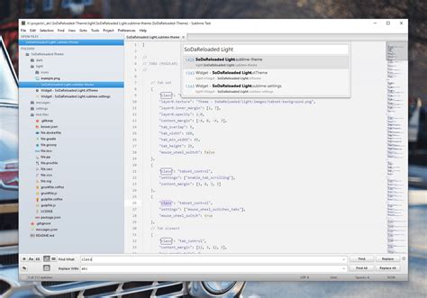 install theme sublime text 3 windows theme sodareloaded packages package control