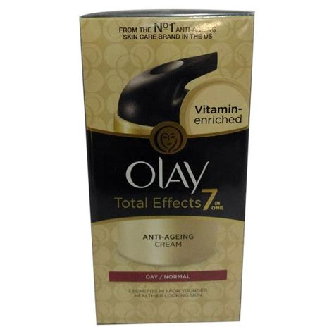Olay Total Effects 7 In1 Anti Aging Normal olay total effects 7 in 1 anti aging skin