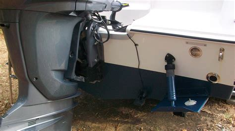 zinc boat paint zincs trim tab paint the hull truth boating and