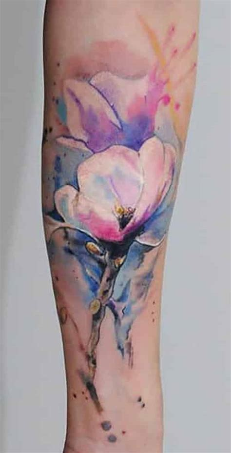watercolor tattoo permanent spectacular watercolor tattoos and how to create them